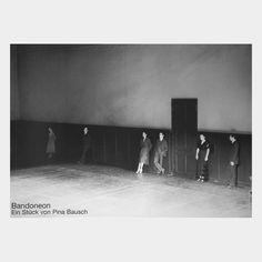 Bandoneon - Ein Stück von Pina Bausch