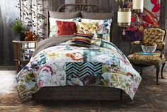 tracy porter- poetic wanderlust  bedding spring 2013