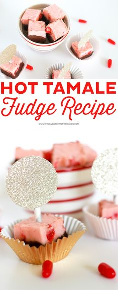 Hot Tamale Fudge Rec