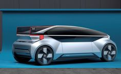 The Volvo Concept Imagines Autonomous Business Class Travel - Design Milk Volvo 360, Volvo Cars, Automobile, Mercedes Maybach, Self Driving, Electric Cars, Electric Vehicle, Luxury Cars, Auto Design