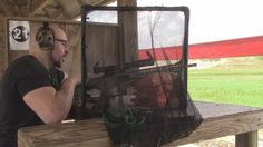 Pew Pew Day 6-12-2017 - Noting Noise & Recoil Difference Between My 5.56...