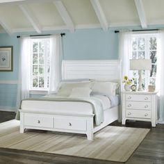 Create a Cottage-Style Bedroom | House, Studios and Cottages