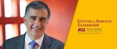 El Dr. Javier Reynoso es el primer investigador latinoamericano en ser incluido en el Center for Services Leadership (CSL) en el área de administración de servicios.