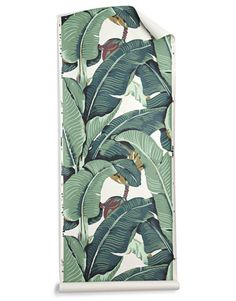 Martinique wallpaper for a jungle feel
