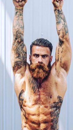Muscle Beard