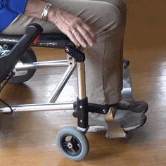 WeatherPROOF Heavy-Duty Wheelchairs