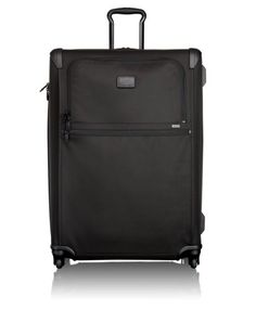 4fe0d054a Tumi Alpha 2 4 Wheeled Expandable Fortnight Trip Black One Size >>> Check  out