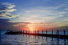 Sunsetkeylargoflotida - Key Largo - Wikipedia, the free encyclopedia
