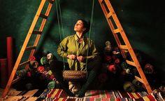 Nida Badwan, artista palestinese che ha scelto la solitudine