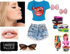 """""""Sem título #497"""" by louise-1-1 ❤ liked on Polyvore"""