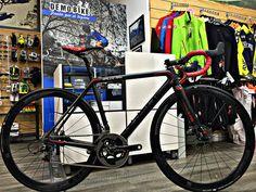 Focus Izalco MAX disc, la bici con discos más ligera del mercado, que marcará los nuevos estandares a seguir.