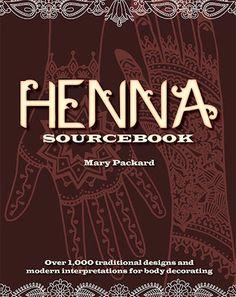 Tattoo & Ink: HENNA SOURCEBOOK