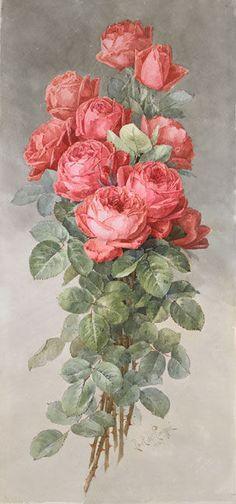 painting by Paul de Longpre http://3.bp.blogspot.com/-UHmCLP11aq4/TzZtfkZNgoI/AAAAAAAAAsc/l4nm2lMCyaQ/s1600/paul+de+longpre+print+4.jpg