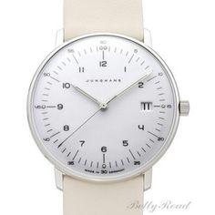 ユンハンス JUNGHANS マックスビル 047.4252.00 新品 レディース 腕時計
