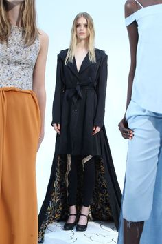 Jonathan Cohen RTW Spring 2016 Spring 2016, Fashion News, Fashion Inspiration, Dresses, Gowns, Dress, Vestidos, Gown, Clothing