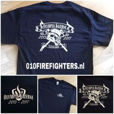 010FireFighters.nl | Firefighters Bodywear   Fire thanks for service t-shirt