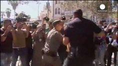 Disturbios durante el Día de Jerusalén