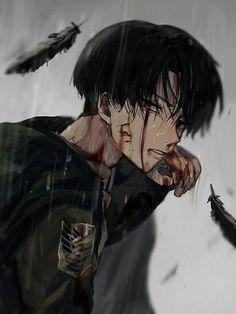 Anime Boys, Manga Anime, Dark Anime Guys, Art Anime, Hot Anime Boy, Fanarts Anime, Cute Anime Guys, Anime Boy Hair, Anime Girl Crying