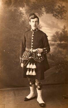 Argyll and Sutherland Highlander
