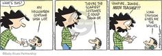 The Comic Strips - Cartoon View and Uses