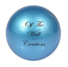 Chime Ball – Shimmer Turquoise