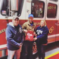 Pet Oxygen Mask Donation to the Berlin MD Fire Co.