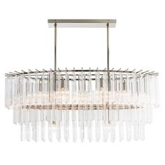 Buy the Arteriors 89009 Clear Direct. Shop for the Arteriors 89009 Clear Nessa Chandelier and save. Large Chandeliers, Chandelier Ceiling Lights, Glass Chandelier, Modern Chandelier, Chandelier Ideas, Designer Chandeliers, Country Chandelier, Dining Chandelier, Coastal Chandelier