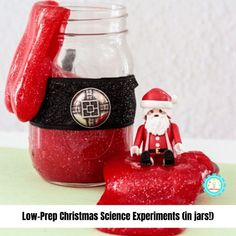 Who doesn't love Christmas? And best of all, these Christmas experiments can be done in minutes!