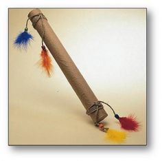 Craft of the Month Club for Kids Ages 7-10 : Tribal Rainsticks Craft Kit   KraftyKid