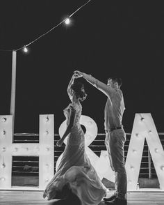 #marquee #letter #magic with word DANCE (as big)? Our Wedding, Wedding Decorations, Romantic, Magic, Dance, Statue, Lettering, Weddings, Concert