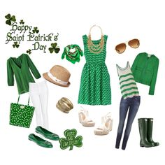 St. Patrick's Day, clothing options