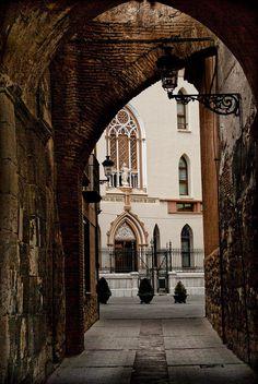 Arquitectura de Teruel Spain