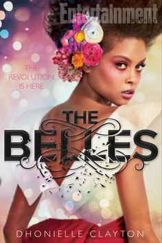 Cover Reveal: The Belles by Dhonielle Clayton - On sale February 20th 2018! #CoverReveal