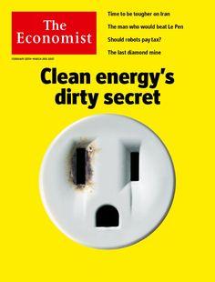 The Economist: AD: Stephen Petch; Cover design: Graeme James