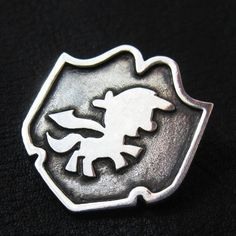 Silver Cutie Mark Crusaders brooch from The Sunken City by DaWanda.com