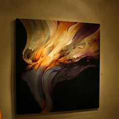 contemporary artwork by Cody Hooper - American Abstract Artist https://artandframe-x.com/products/oa-abstract-dimensional