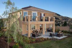 Ridgeview at Echo Ridge, a KB Home Community in Santa Clarita, CA (Los Angeles County)