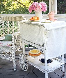 Protect your wicker furniture using these helpful hints.