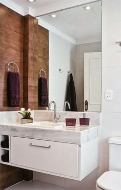 Wall hung basins are one of the most in-demand bathroom trends right now.