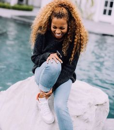 women-hairstyles-for-curly-hair - Fab New Hairstyle 1 Flat Twist Hairstyles, Teen Hairstyles, Black Girls Hairstyles, Curly Haircuts, Medium Hairstyles, Afro, Gorgeous Hair, Black Is Beautiful, Pretty Hair