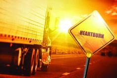 El Trailero Magazine - Ten ways to Fight Heartburn on the Road