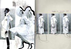 Daniel Kellaway-Moore, White Series, CSM