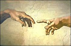 Hand-Painted oil painting reproduction of Michelangelo The Creation of Adam (detail) for sale,museum quality painting, oil on canvas My Canvas, Oil On Canvas, Pink In Concert, The Creation Of Adam, Hand Reference, Sistine Chapel, Art Corner, Oil Painting Reproductions, Angel Art