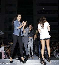 @AG Jeans 8.22.13 @Runway Junkie @expo4life @Anne Vallone #3rdAnnualEssexSkylineFashionShow