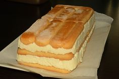 Hot Dog Buns, Tiramisu, Cake Recipes, Delish, Sweet Treats, Cheesecake, Deserts, Good Food, Sweets