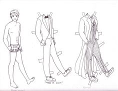 DOCTOR WHO Paper Doll Template    http://th00.deviantart.net/fs27/PRE/i/2008/101/8/f/Tenth_Doctor_Paper_Doll_by_Kynaii.jpg