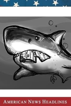 Swimmer Attacked by Great White off California Beach #newsart #sharkattack #GreatWhite