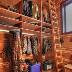 Storage & Closets sports equipment storage Design Ideas, Pictures, Remodel and Decor