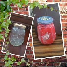 From used jam jar to sugar container