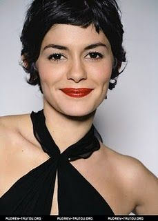 audrey tautou, my style idol.